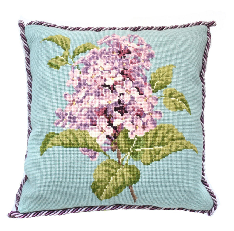 Lilac Needlepoint Kit Elizabeth Bradley Design