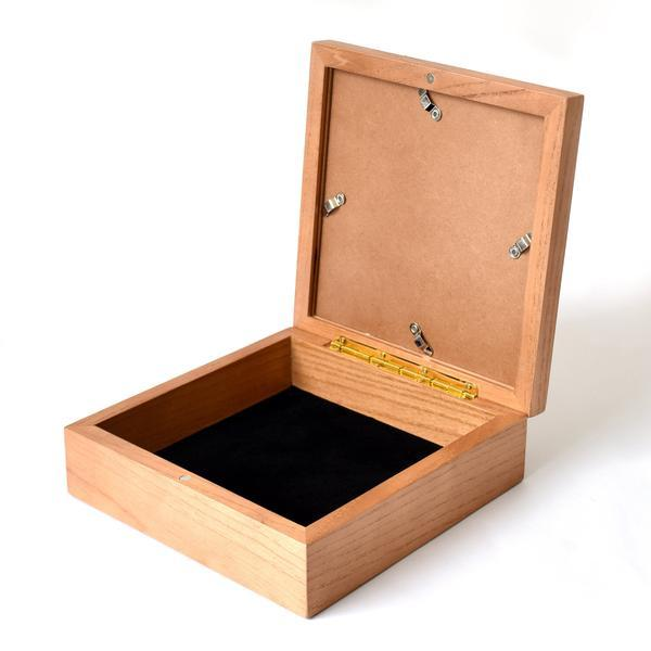 Oak Boxes Accessories Elizabeth Bradley Design
