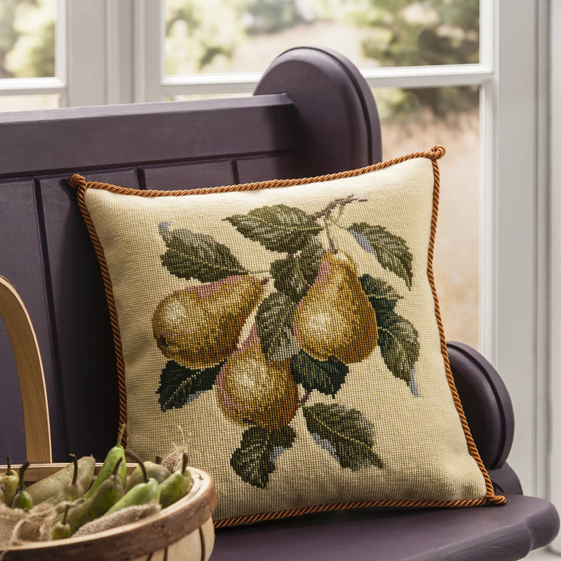 Pears Needlepoint Kit Elizabeth Bradley Design