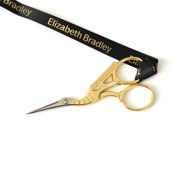 Stork Scissors Accessories Elizabeth Bradley Design