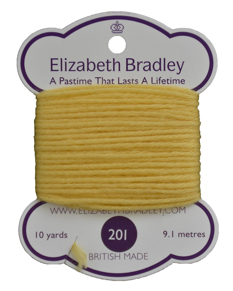 Tapestry Wool Colour 201 Tapestry Wool Elizabeth Bradley Design