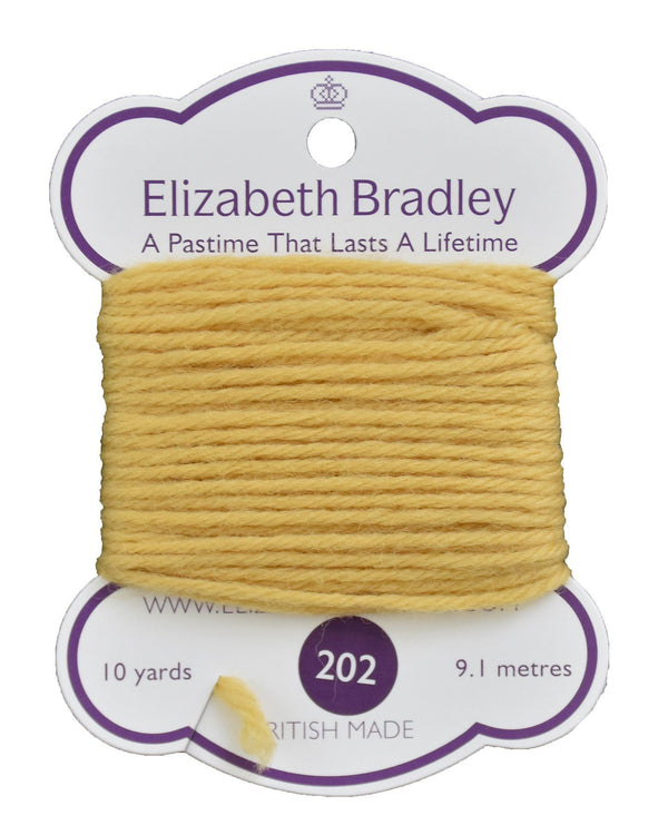 Tapestry Wool Colour 202 Tapestry Wool Elizabeth Bradley Design