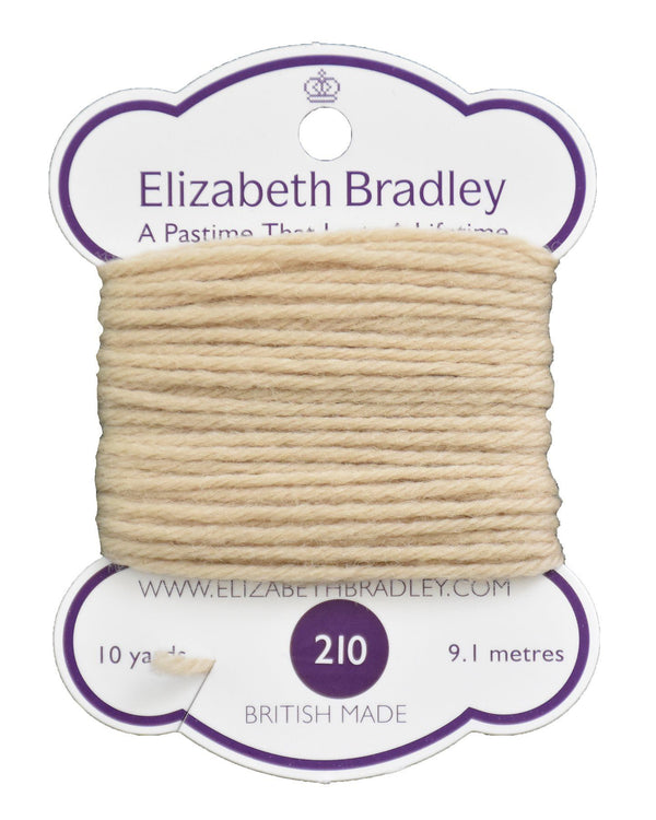 Tapestry Wool Colour 210 Tapestry Wool Elizabeth Bradley Design