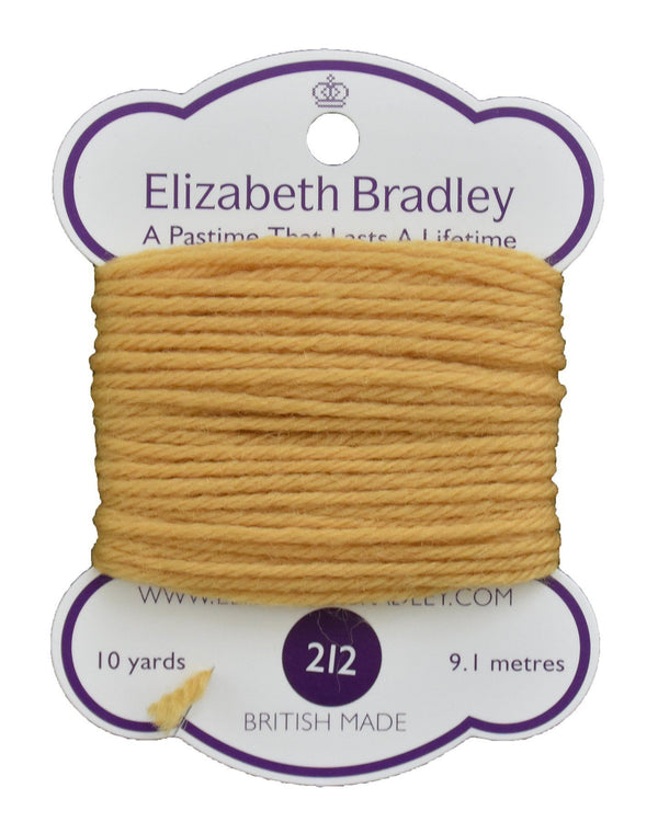 Tapestry Wool Colour 212 Tapestry Wool Elizabeth Bradley Design