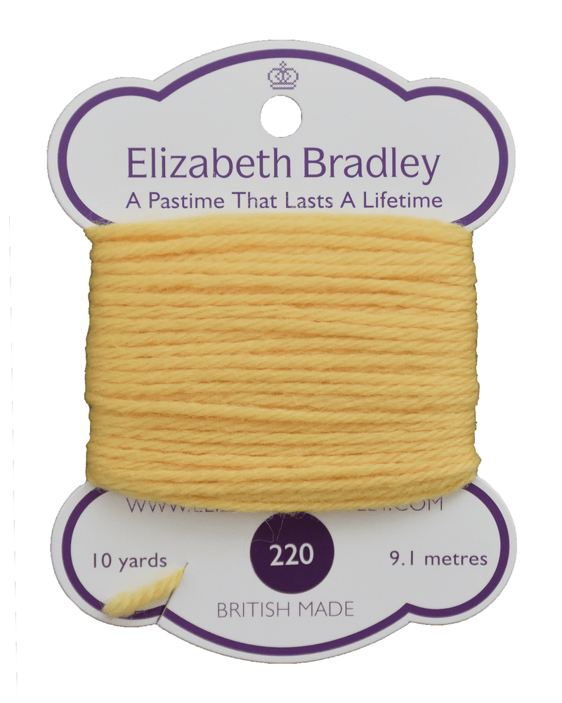 Tapestry Wool Colour 220 Tapestry Wool Elizabeth Bradley Design