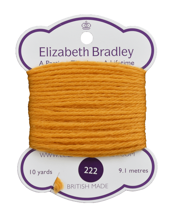 Tapestry Wool Colour 222 Tapestry Wool Elizabeth Bradley Design