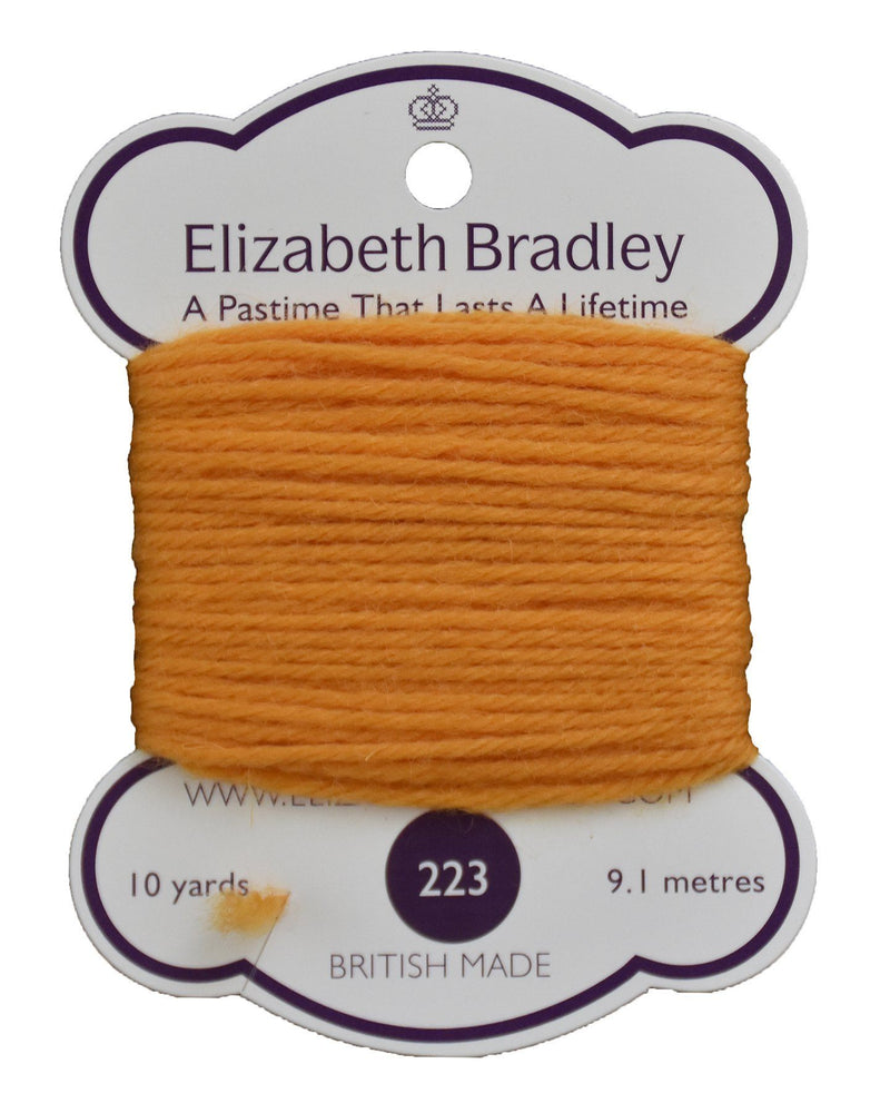 Tapestry Wool Colour 223 Tapestry Wool Elizabeth Bradley Design