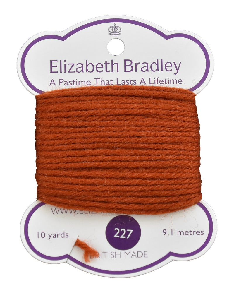 Tapestry Wool Colour 227 Tapestry Wool Elizabeth Bradley Design