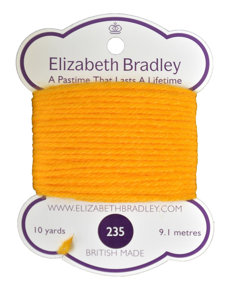 Tapestry Wool Colour 235 Tapestry Wool Elizabeth Bradley Design