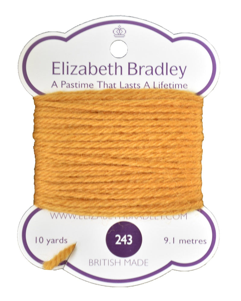 Tapestry Wool Colour 243 Tapestry Wool Elizabeth Bradley Design