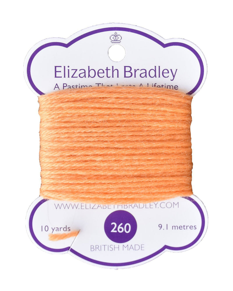 Tapestry Wool Colour 260 Tapestry Wool Elizabeth Bradley Design
