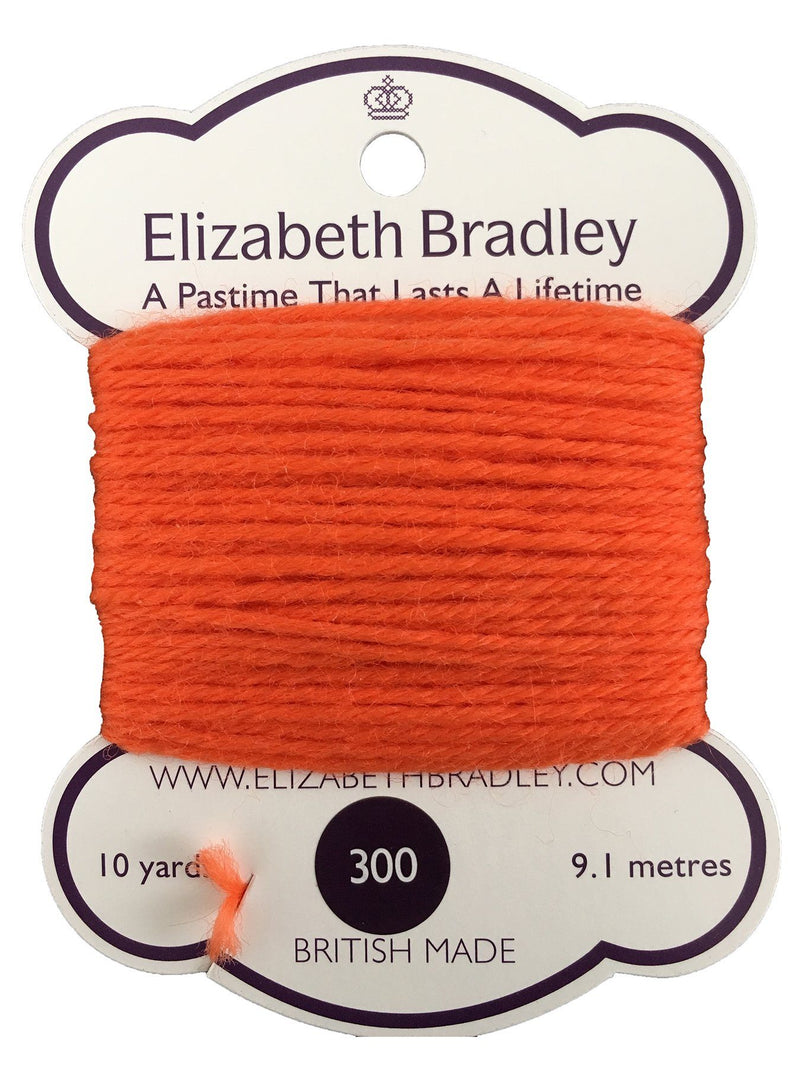 Tapestry Wool Colour 300 Tapestry Wool Elizabeth Bradley Design