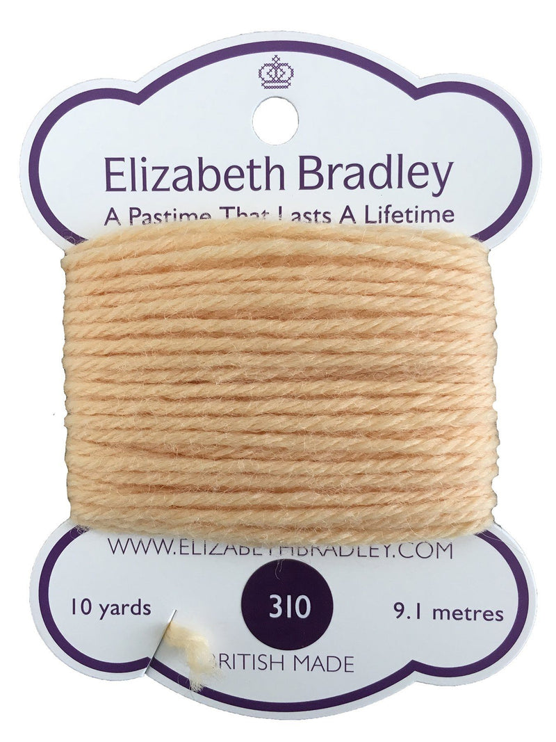 Tapestry Wool Colour 310 Tapestry Wool Elizabeth Bradley Design