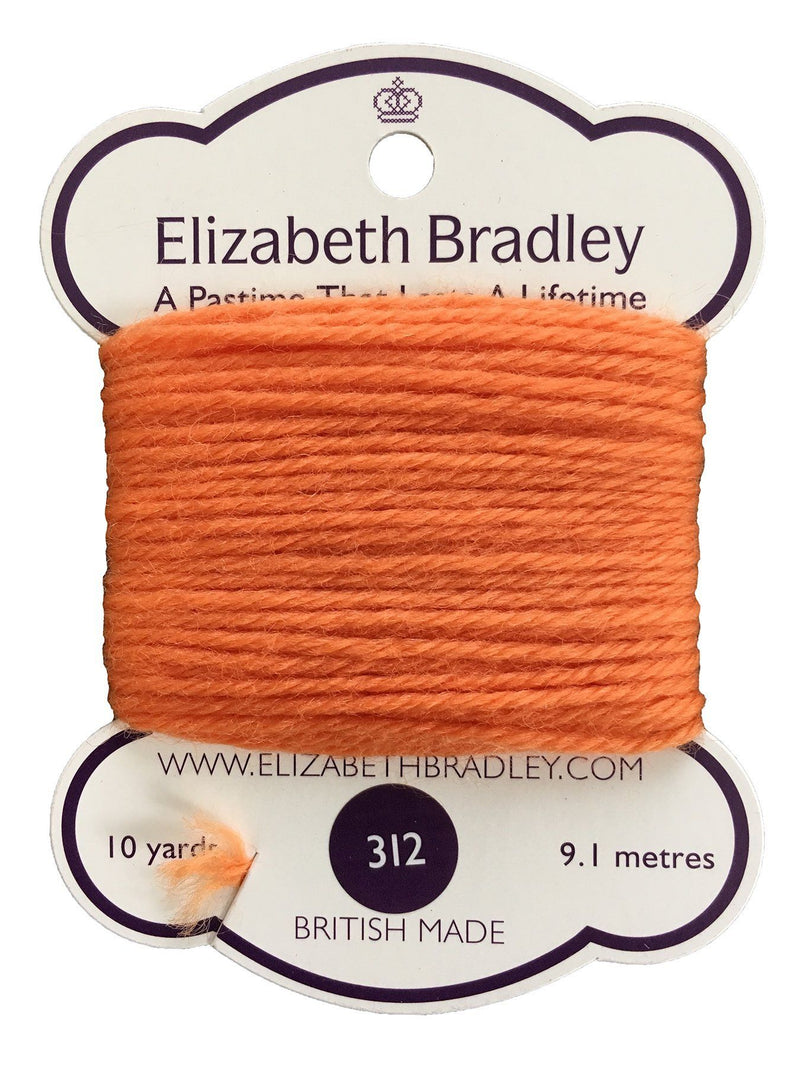 Tapestry Wool Colour 312 Tapestry Wool Elizabeth Bradley Design