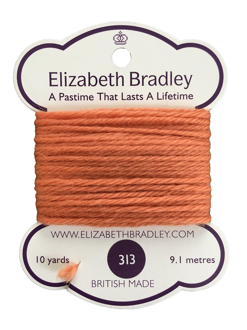 Tapestry Wool Colour 313 Tapestry Wool Elizabeth Bradley Design
