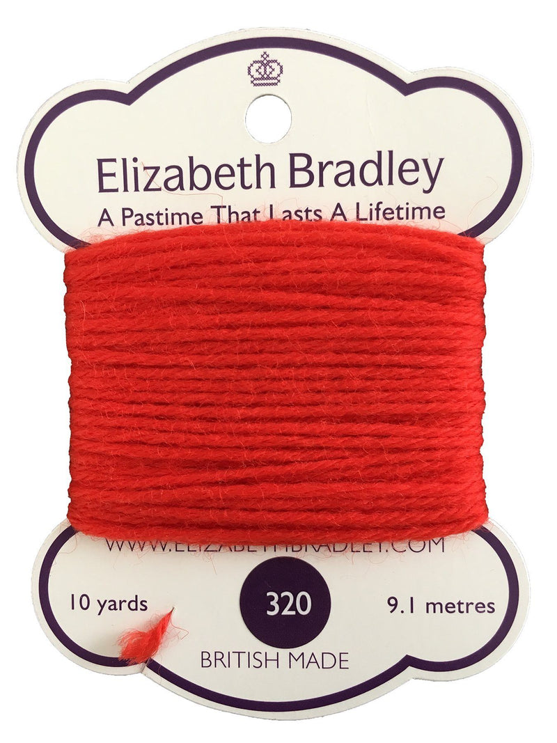 Tapestry Wool Colour 320 Tapestry Wool Elizabeth Bradley Design