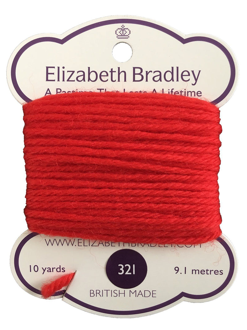 Tapestry Wool Colour 321 Tapestry Wool Elizabeth Bradley Design