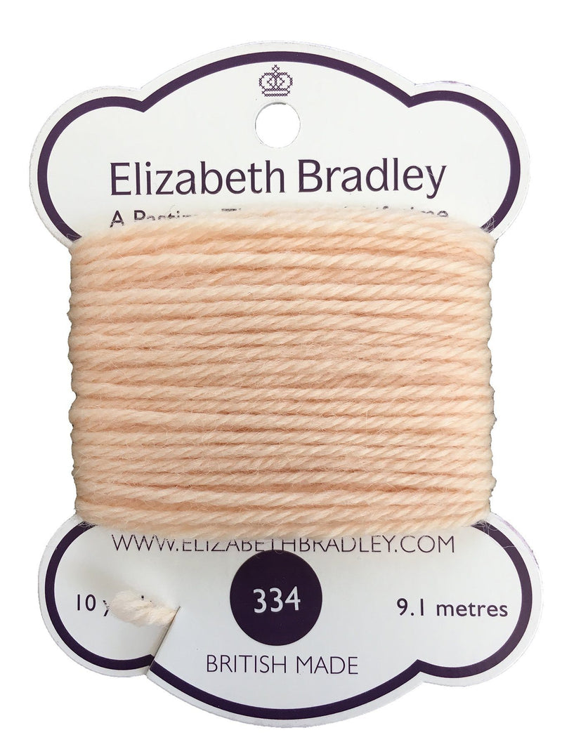 Tapestry Wool Colour 334 Tapestry Wool Elizabeth Bradley Design