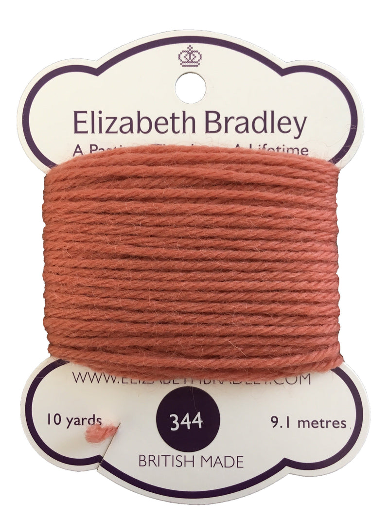Tapestry Wool Colour 344 Tapestry Wool Elizabeth Bradley Design