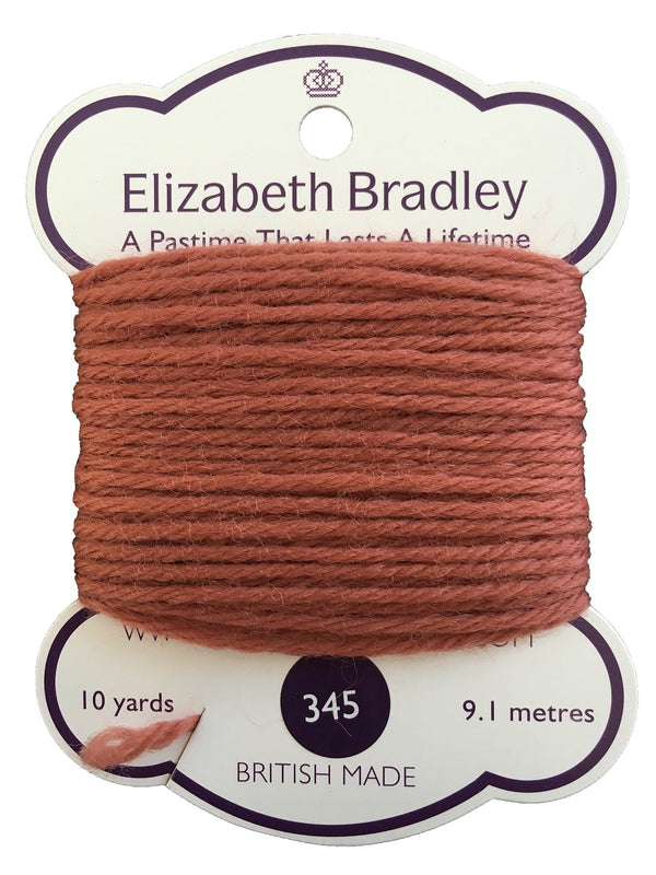 Tapestry Wool Colour 345 Tapestry Wool Elizabeth Bradley Design