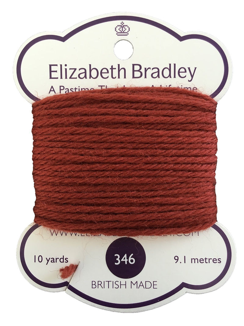 Tapestry Wool Colour 346 Tapestry Wool Elizabeth Bradley Design