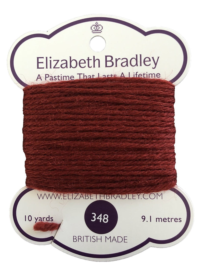 Tapestry Wool Colour 348 Tapestry Wool Elizabeth Bradley Design