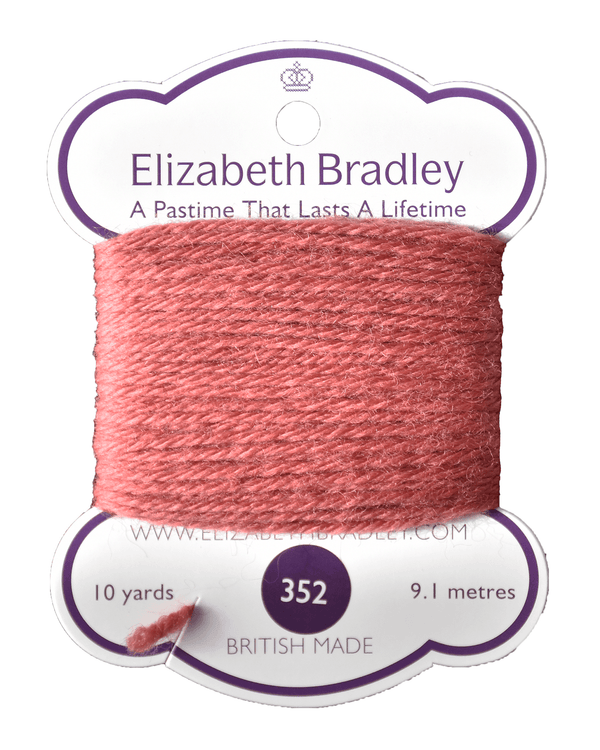 Tapestry Wool Colour 352 Tapestry Wool Elizabeth Bradley Design