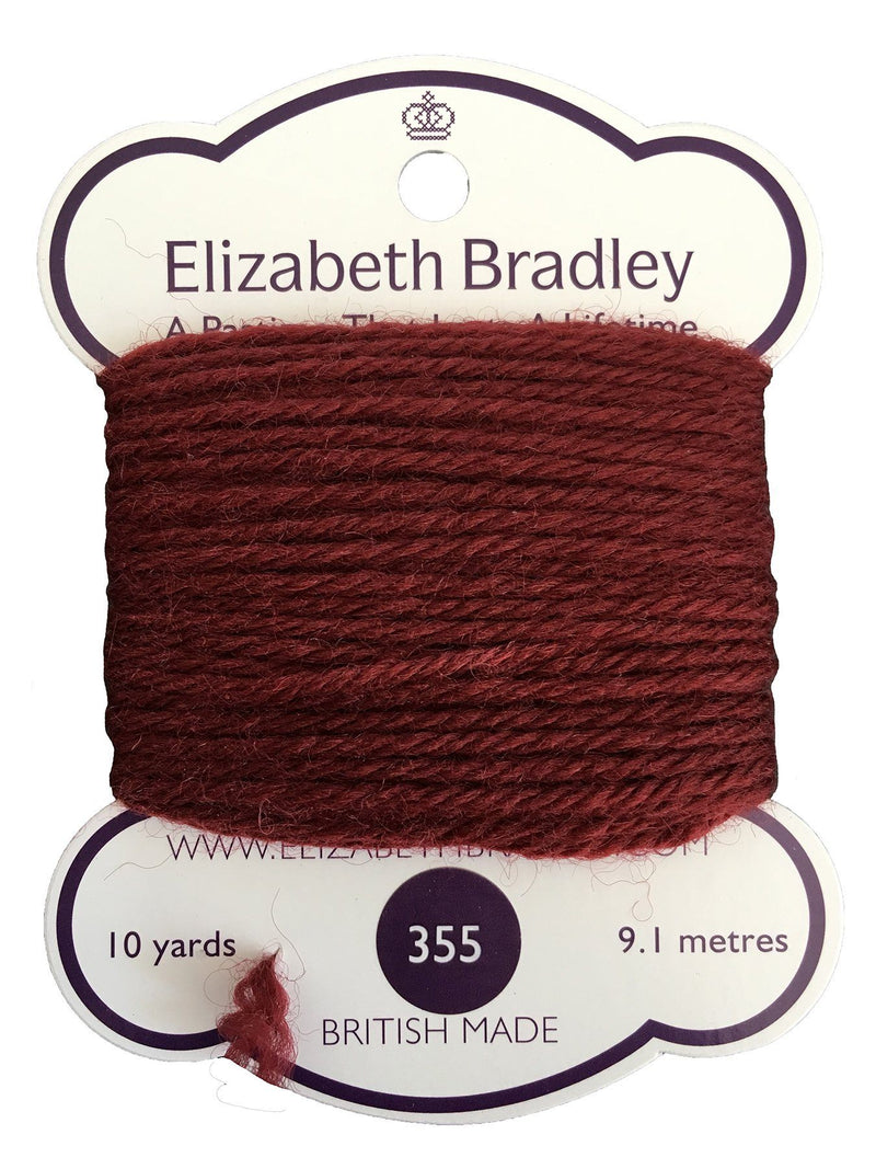 Tapestry Wool Colour 355 Tapestry Wool Elizabeth Bradley Design
