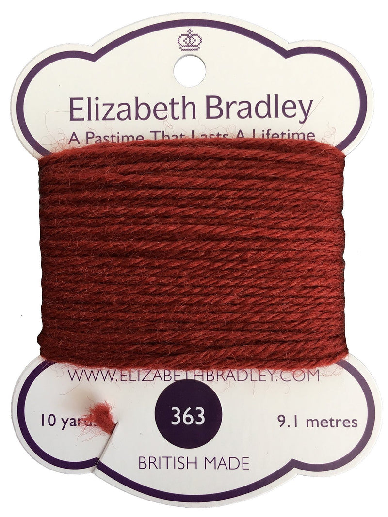 Tapestry Wool Colour 363 Tapestry Wool Elizabeth Bradley Design