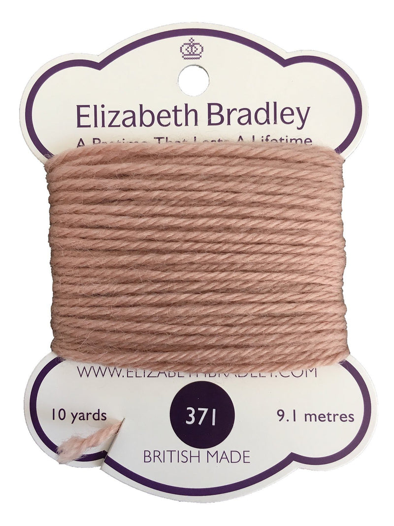 Tapestry Wool Colour 371 Tapestry Wool Elizabeth Bradley Design