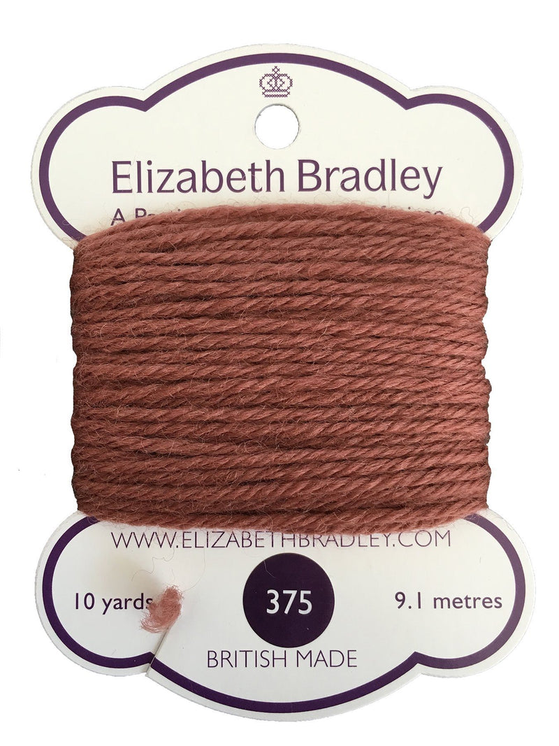 Tapestry Wool Colour 375 Tapestry Wool Elizabeth Bradley Design