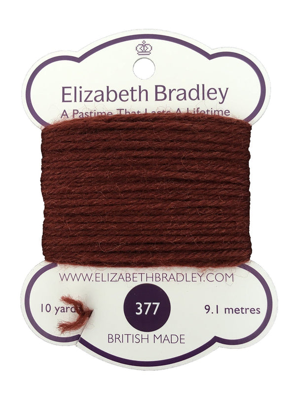 Tapestry Wool Colour 377 Tapestry Wool Elizabeth Bradley Design