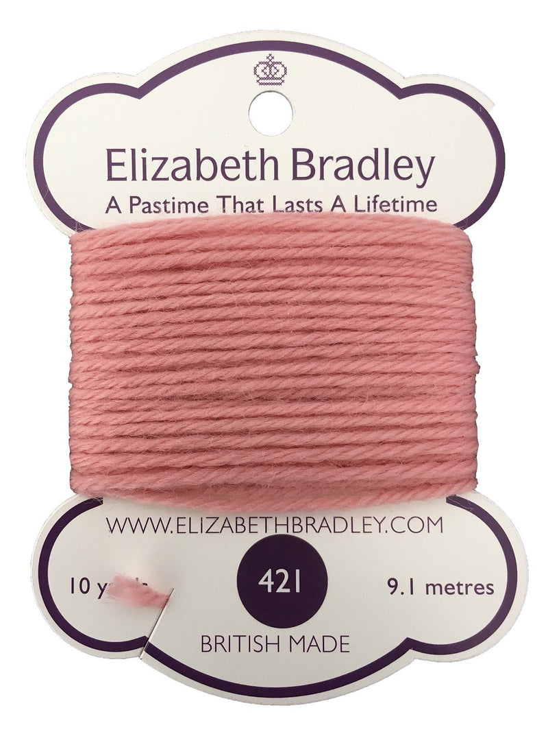 Tapestry Wool Colour 421 Tapestry Wool Elizabeth Bradley Design