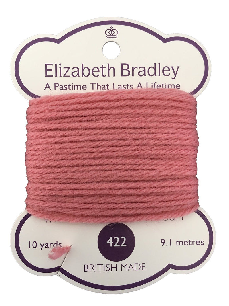 Tapestry Wool Colour 422 Tapestry Wool Elizabeth Bradley Design