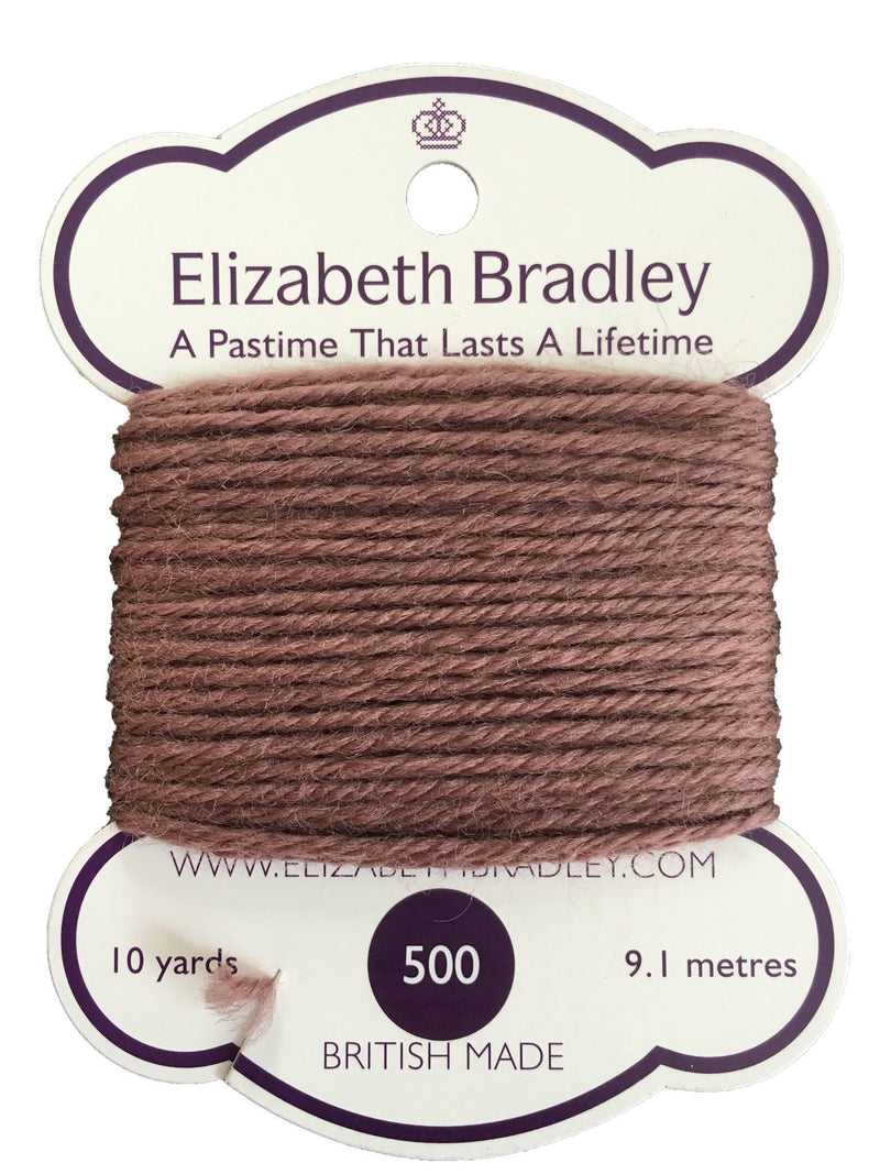 Tapestry Wool Colour 500 Tapestry Wool Elizabeth Bradley Design