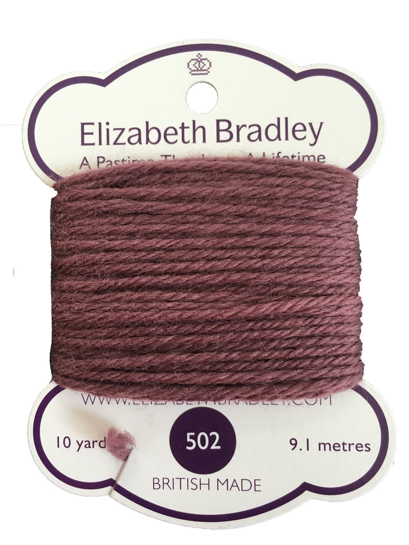 Tapestry Wool Colour 502 Tapestry Wool Elizabeth Bradley Design
