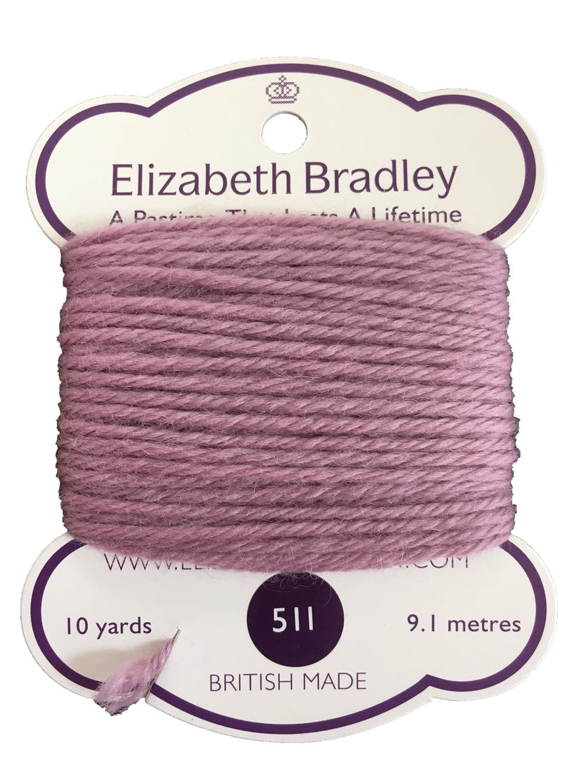 Tapestry Wool Colour 511 Tapestry Wool Elizabeth Bradley Design