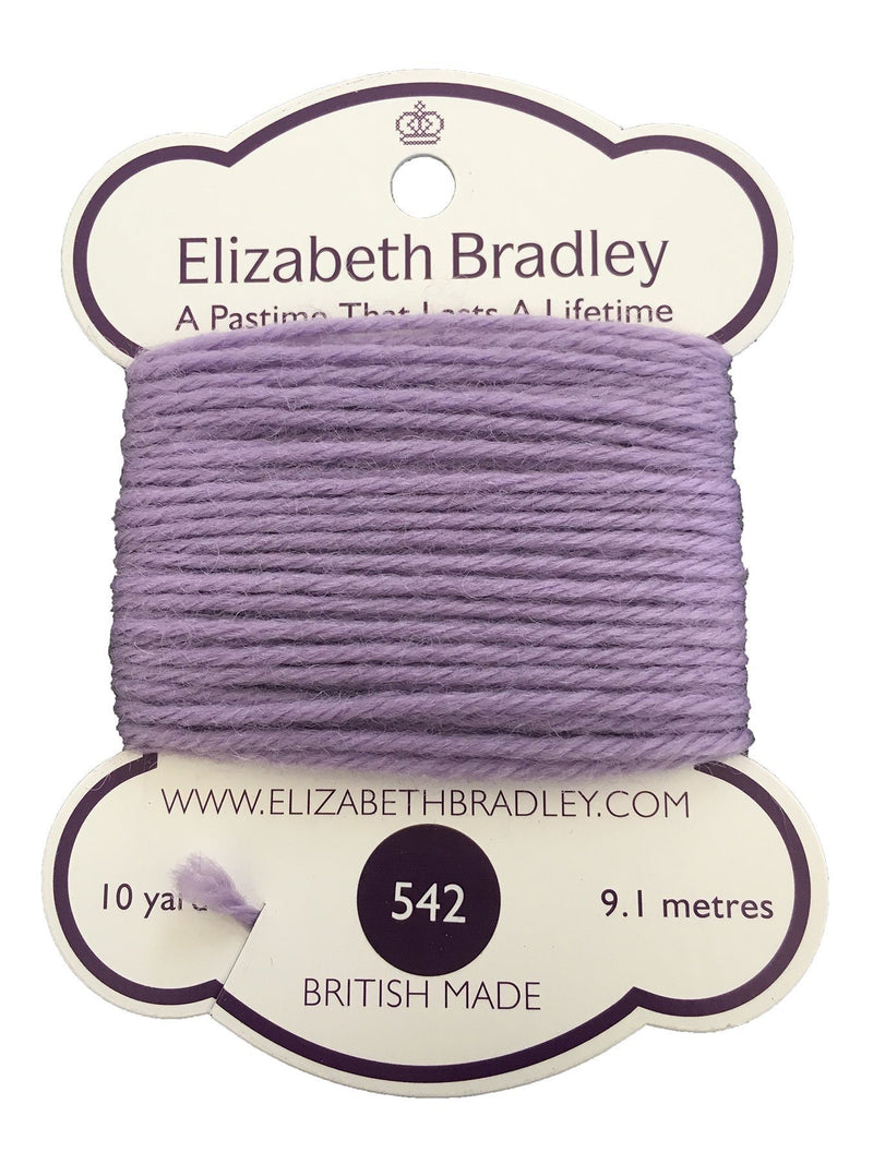 Tapestry Wool Colour 542 Tapestry Wool Elizabeth Bradley Design