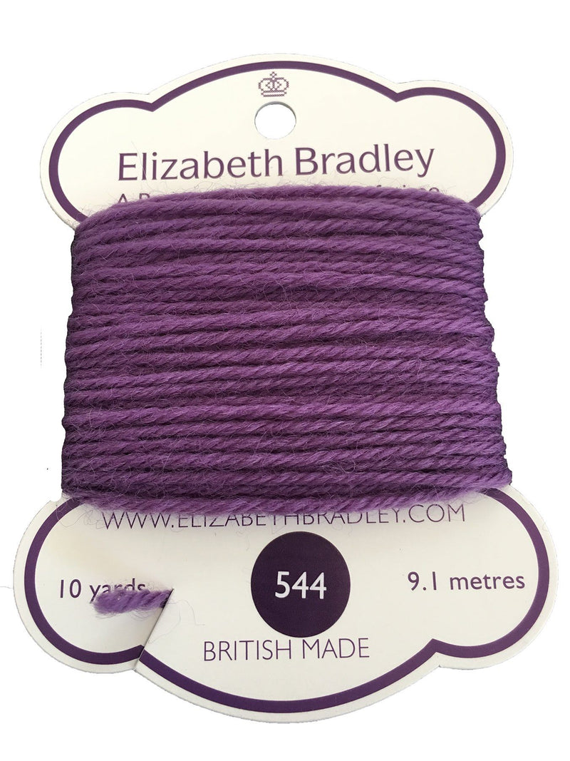 Tapestry Wool Colour 544 Tapestry Wool Elizabeth Bradley Design