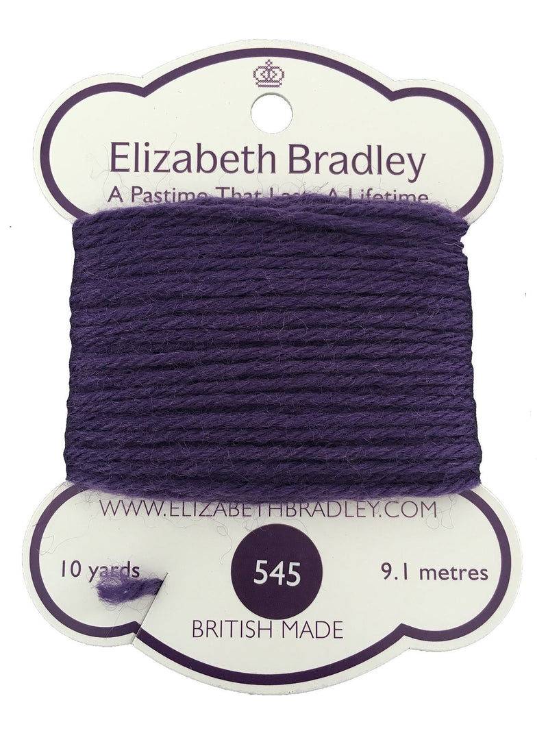 Tapestry Wool Colour 545 Tapestry Wool Elizabeth Bradley Design