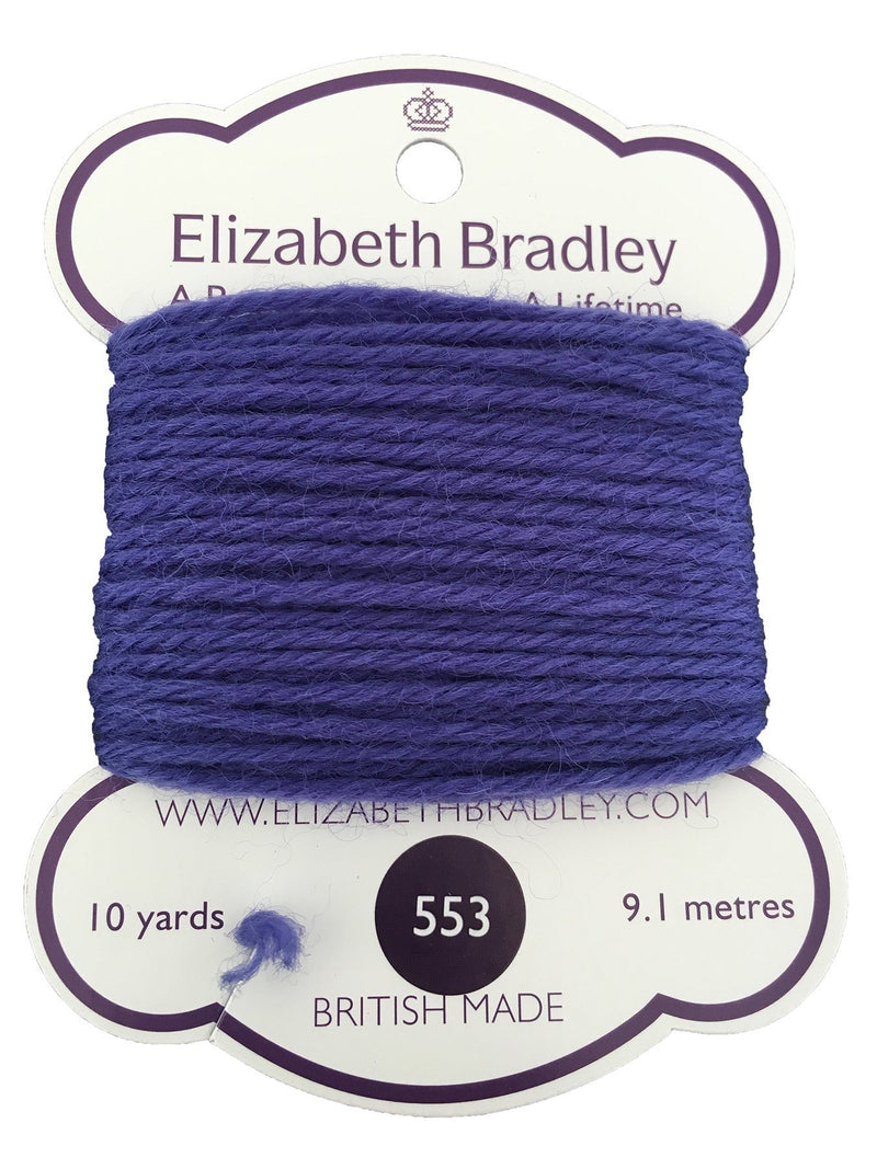 Tapestry Wool Colour 553 Tapestry Wool Elizabeth Bradley Design