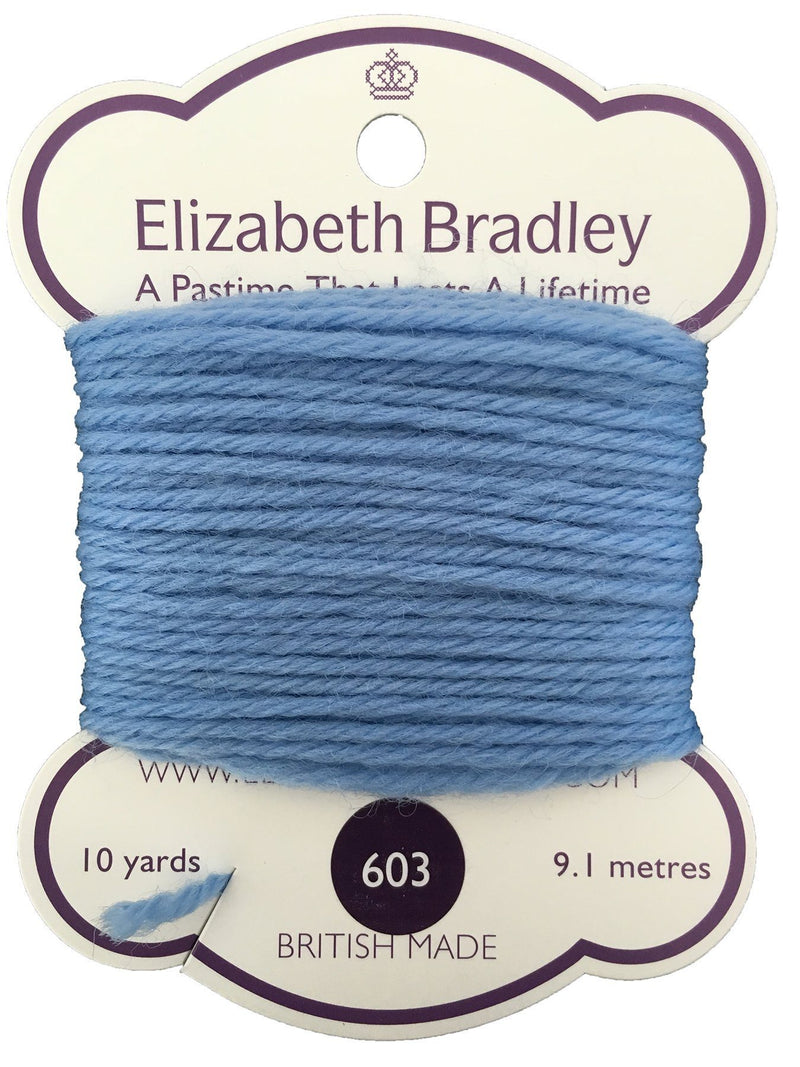 Tapestry Wool Colour 603 Tapestry Wool Elizabeth Bradley Design