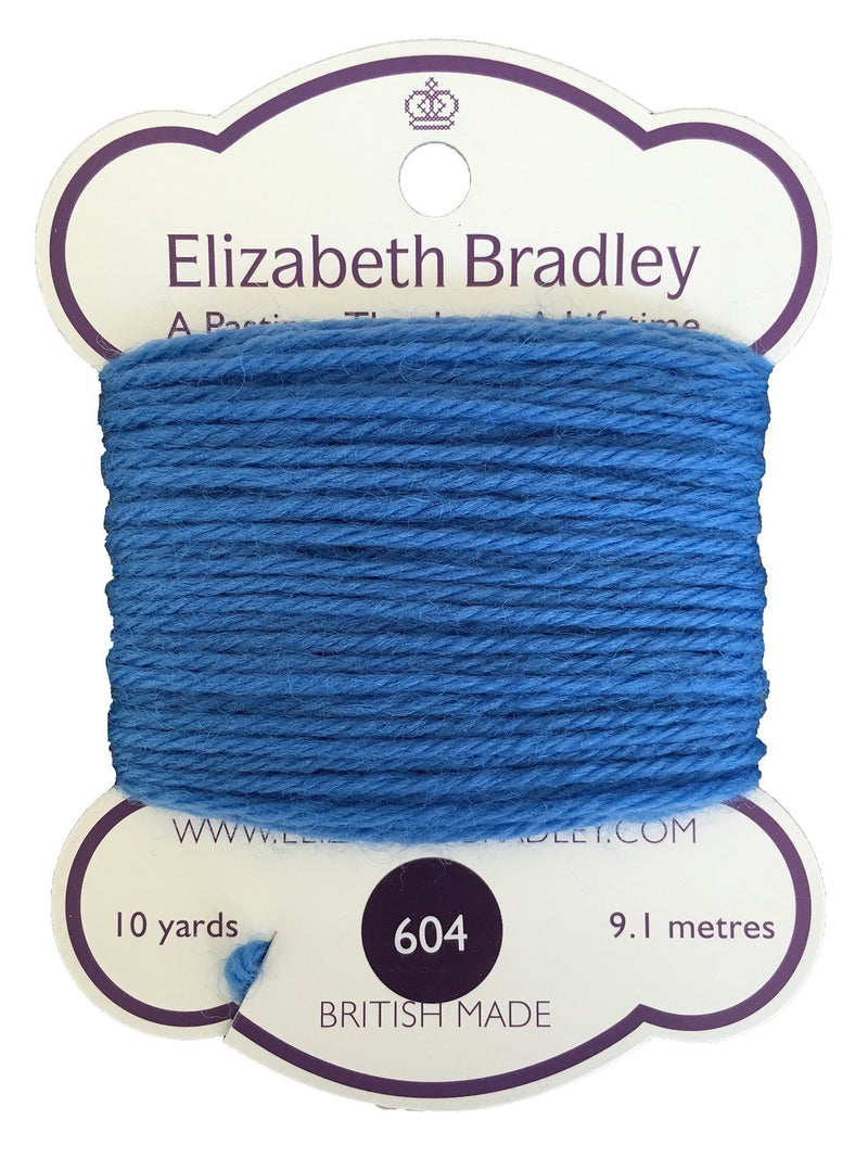 Tapestry Wool Colour 604 Tapestry Wool Elizabeth Bradley Design