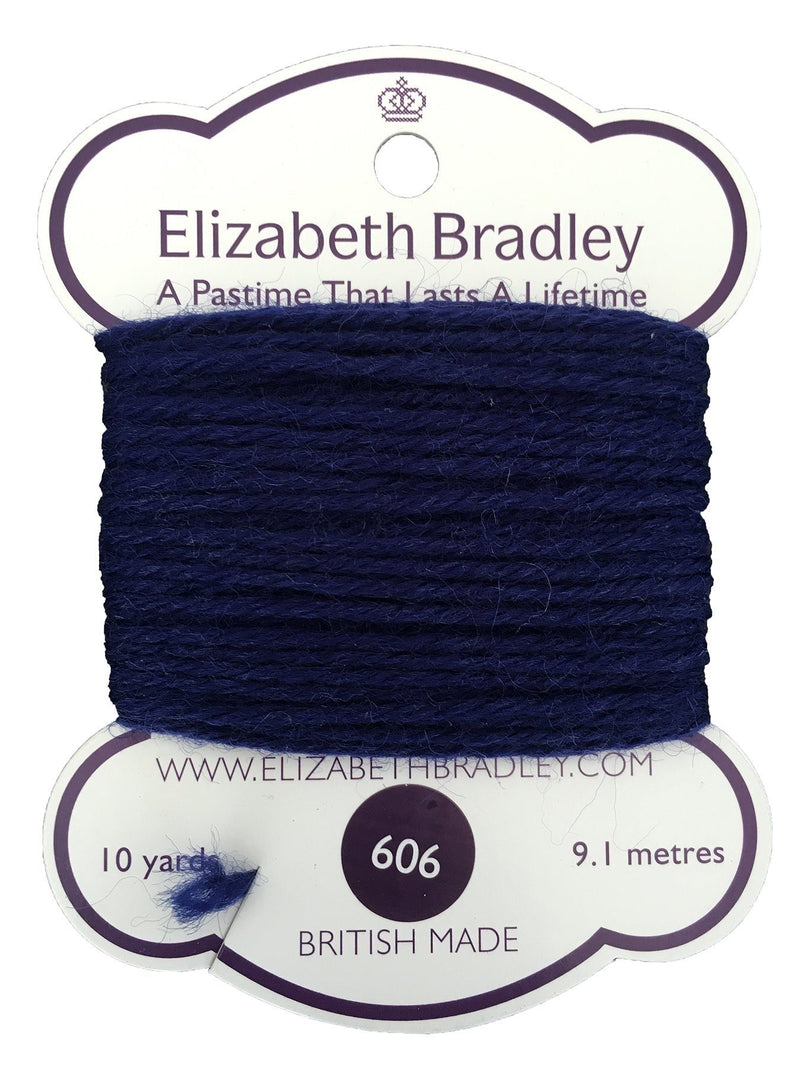 Tapestry Wool Colour 606 Tapestry Wool Elizabeth Bradley Design