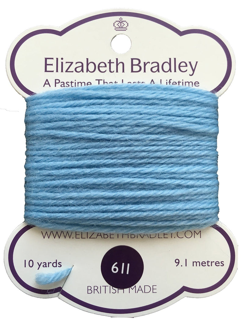 Tapestry Wool Colour 611 Tapestry Wool Elizabeth Bradley Design