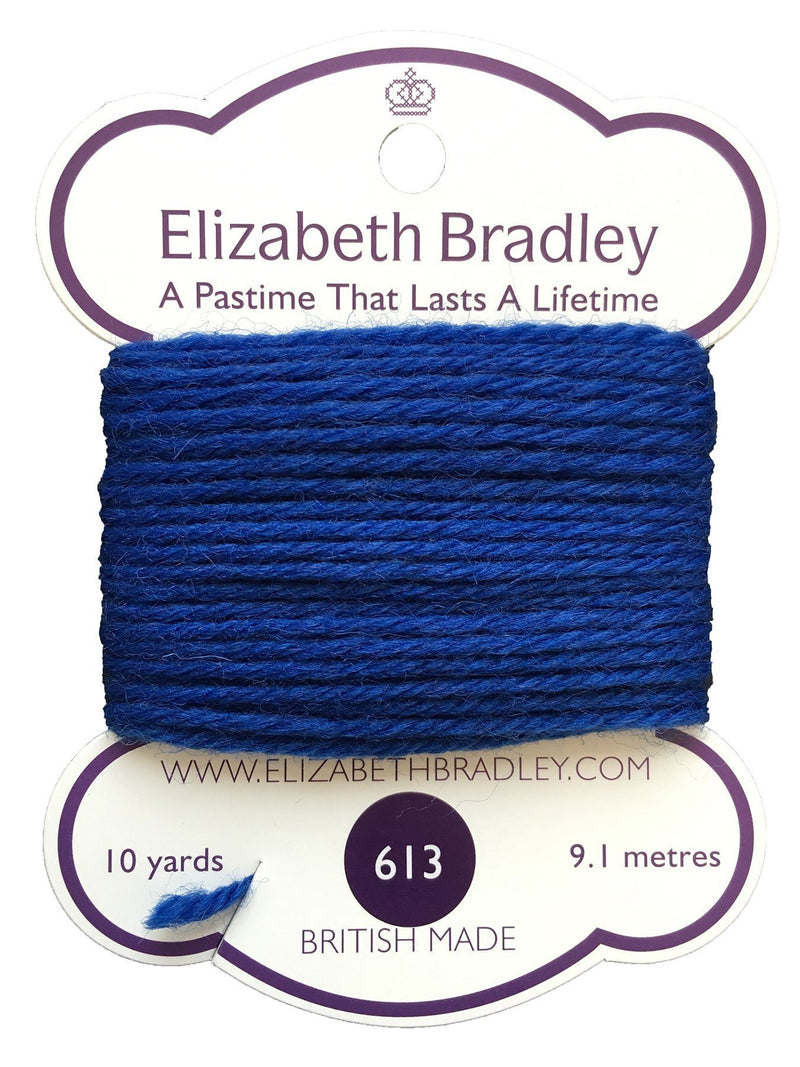 Tapestry Wool Colour 613 Tapestry Wool Elizabeth Bradley Design