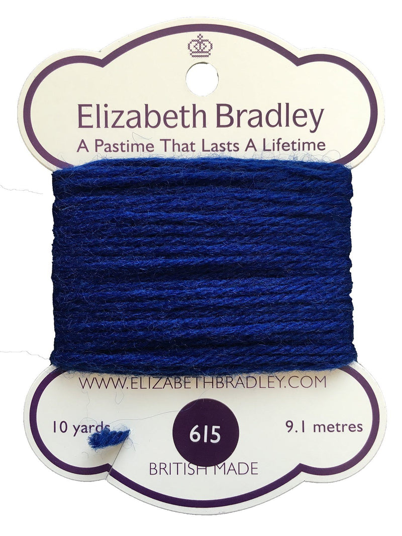 Tapestry Wool Colour 615 Tapestry Wool Elizabeth Bradley Design