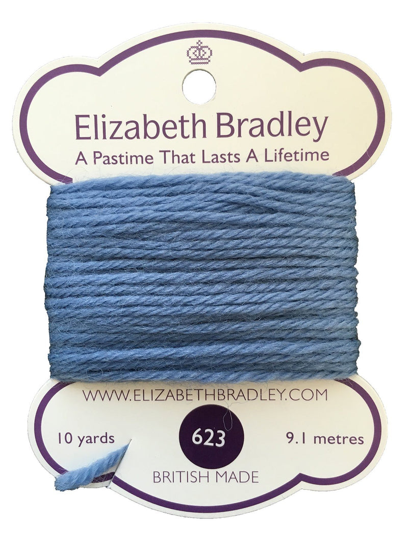 Tapestry Wool Colour 623 Tapestry Wool Elizabeth Bradley Design