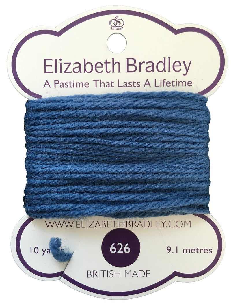 Tapestry Wool Colour 626 Tapestry Wool Elizabeth Bradley Design
