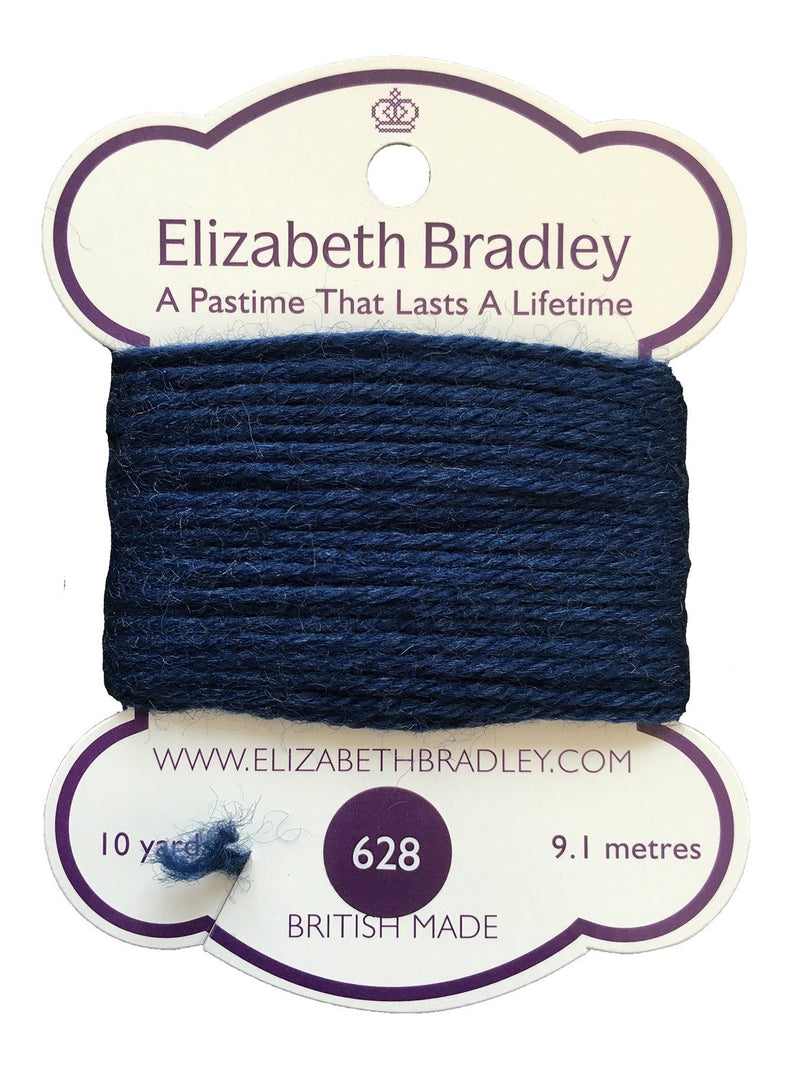 Tapestry Wool Colour 628 Tapestry Wool Elizabeth Bradley Design